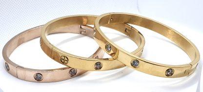 Sparkle Light armband cuffs van Fragrantly