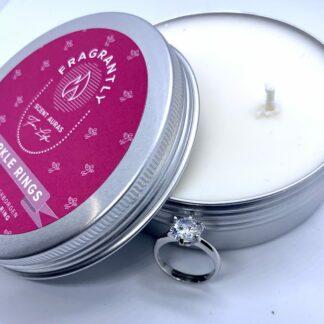 Fragrantly Sparkle ring 1