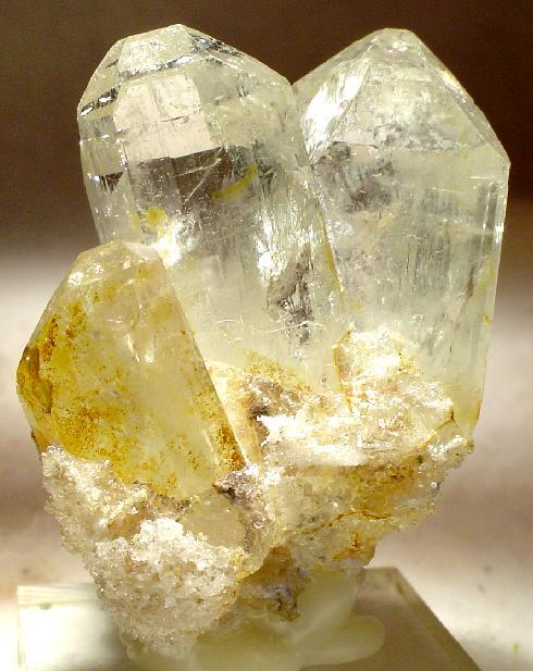 Goudtopaas kristal - Fragrantly geurkaarsen